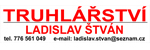 Cedule 200-50cm - Truhlářství Štván